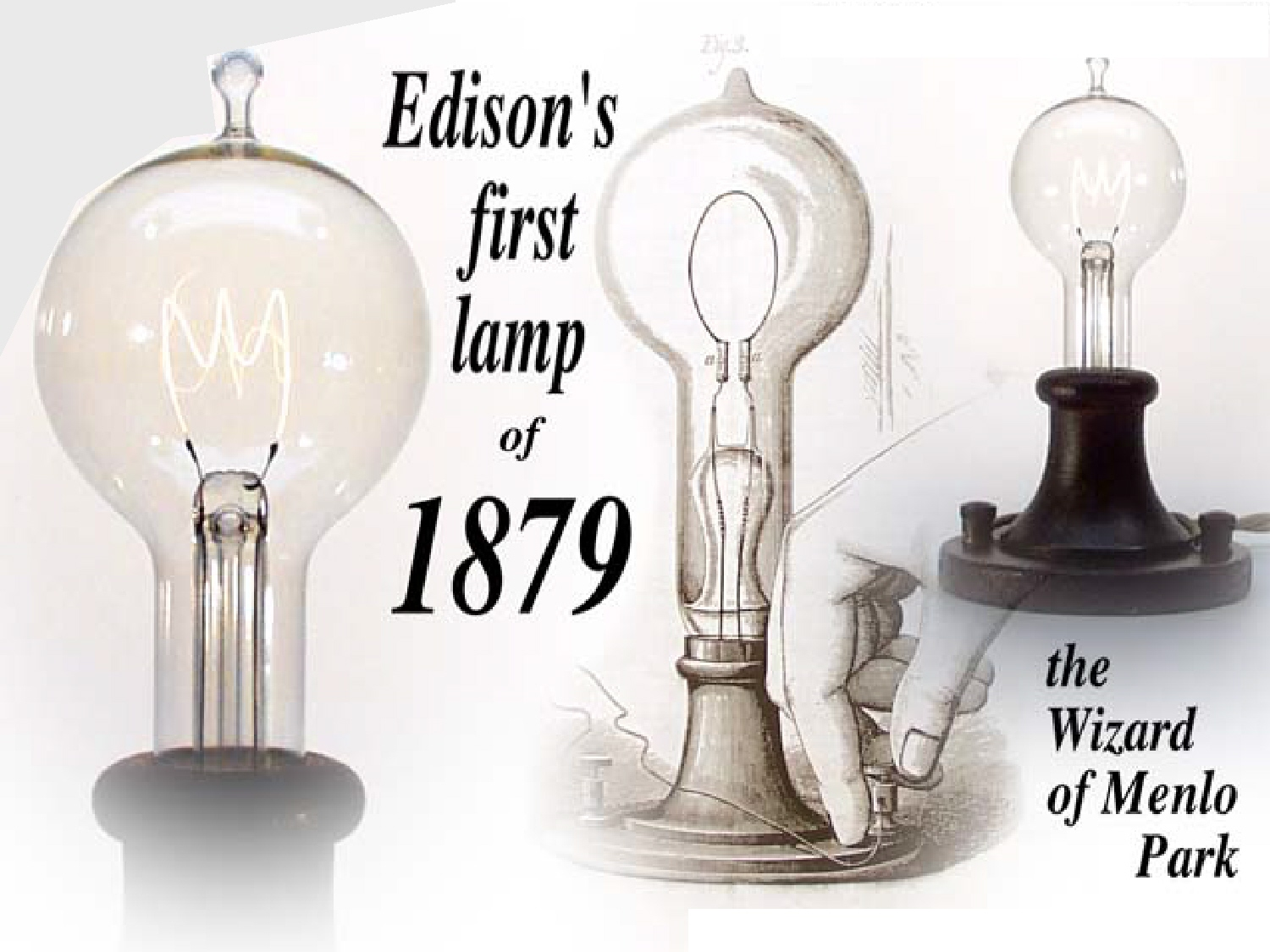 essay on the invention of the light bulb Summary: how life would be different without thomas edison's most famous invention: the light bulb to reach a goal you need 1% inspiration and 99% perspiration believed thomas edison thomas edison was a pioneer of history he had changed the world with his ingenious invention the light bulb.