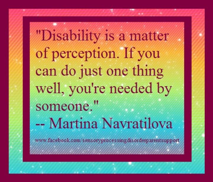 Disability Quotes | Quotes About Intellectual Disability 20 Quotes