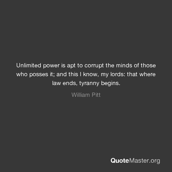 limitless power leads to corruption essay This section possibly contains original research relevant discussion may be found on talk:james gordon (comics)please improve it by verifying the claims made and adding inline citations.
