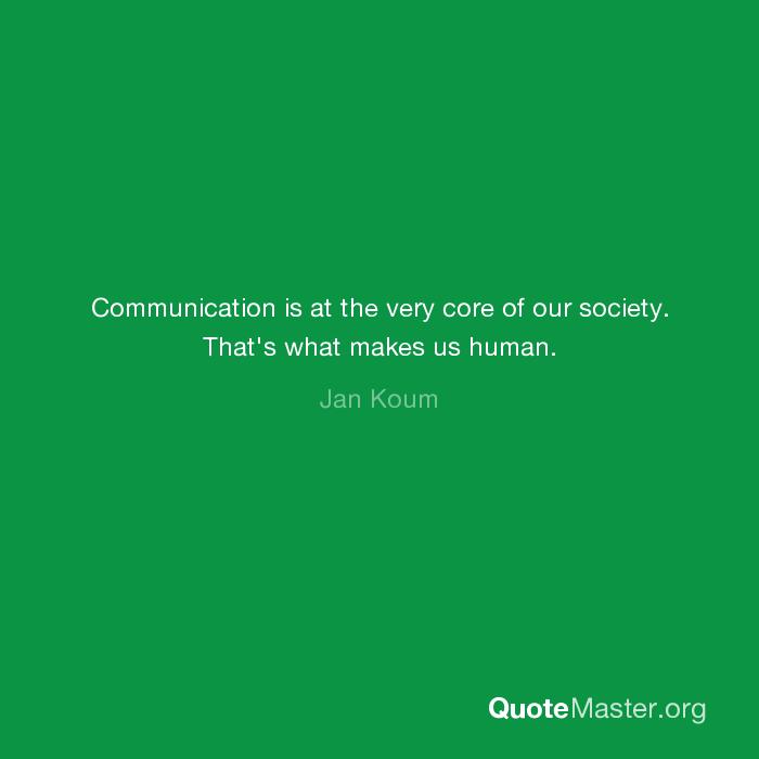 how does society makes us human