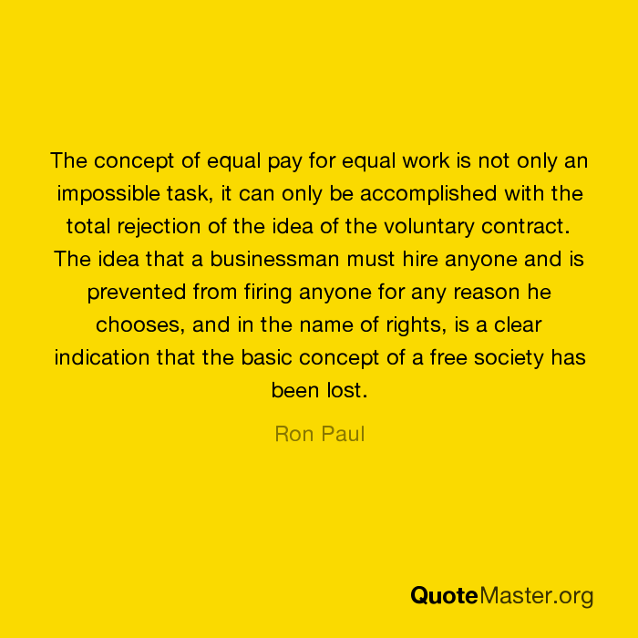 """the concepts of an equal society Weber's analysis of modern society centred on the concept of rationalization arguably,  theoretical perspectives on society cbc 2001 """"equal under the law: canadian women fight for equality as the country creates a charter of rights"""" canada: a people's history."""