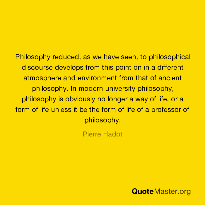 school philosophy and life For those of us who live our lives in the real world, there is one branch of philosophy created just for us: stoicism a brief synopsis and definition on this particular school of hellenistic philosophy: stoicism was founded in athens by zeno of citium in the early 3rd century bc, but was famously practiced by.