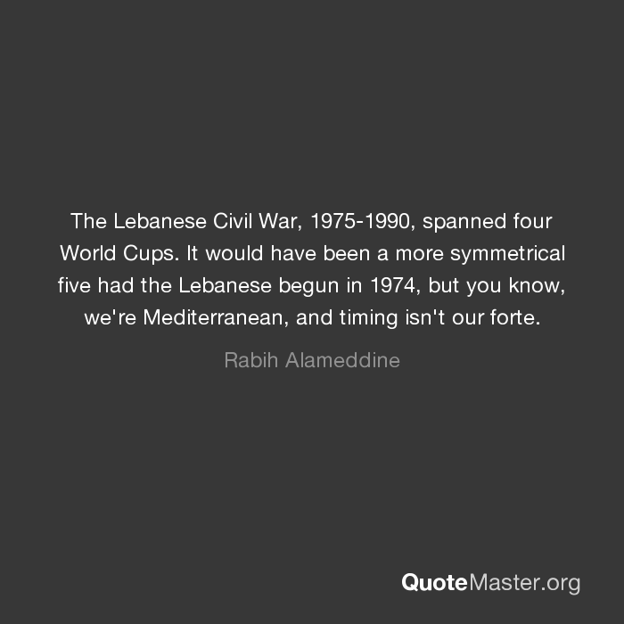 the 1975 lebanese civil war essay