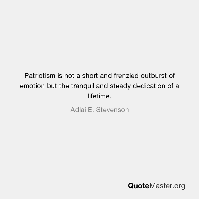 is patriotism an emotion