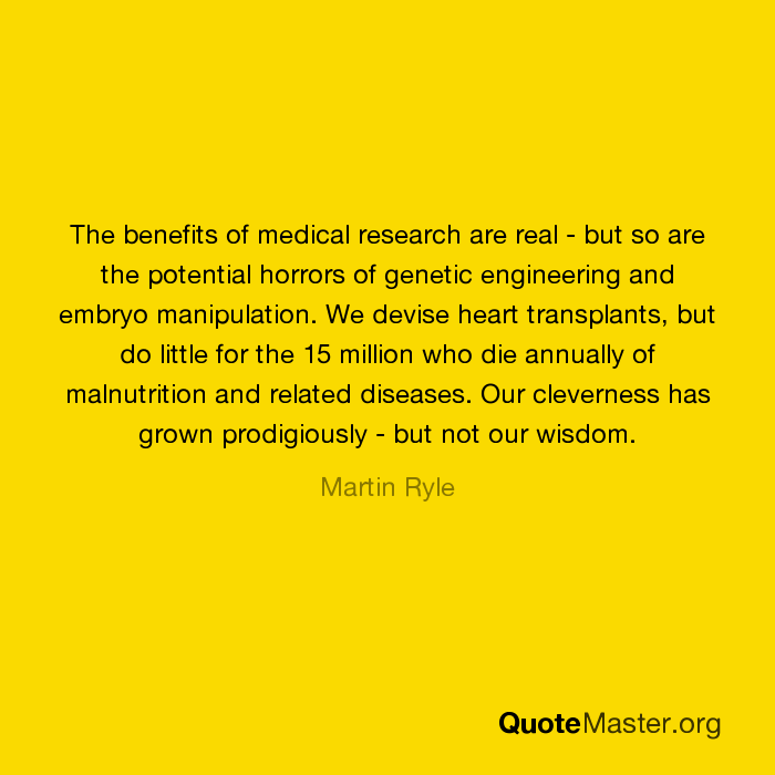 the horrors of genetic engineering