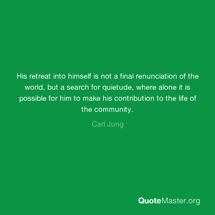 carl jung contributions