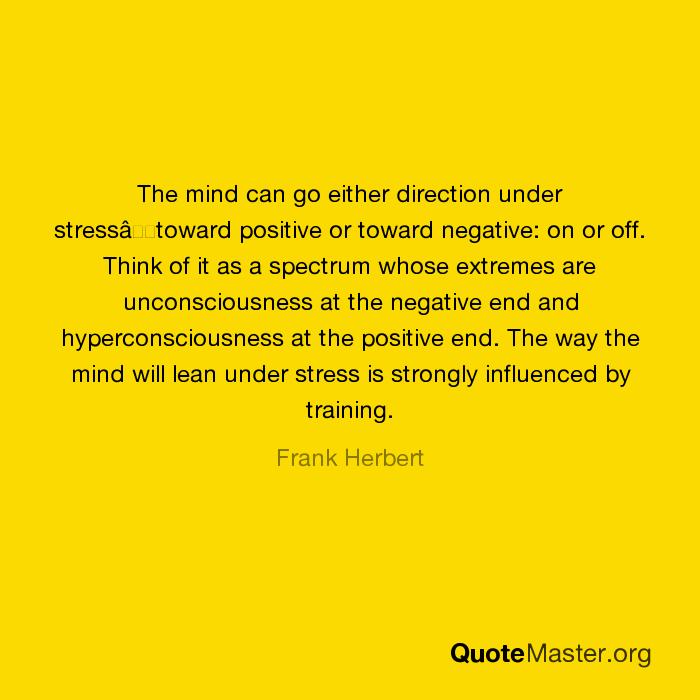 hyperconsciousness