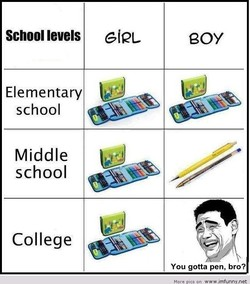 School levels 