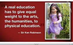 A real education 