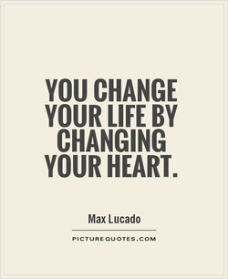 YOU CHANGE 