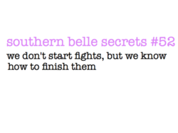 southern belle secrets #52 