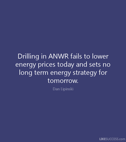 Drilling in ANWR fails to lower 