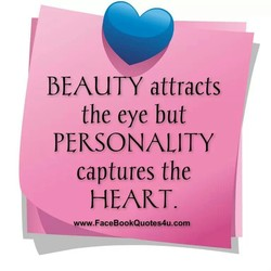 BEAUTY attracts 