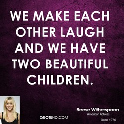 WE MAKE EACH 