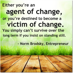 Either you're an 