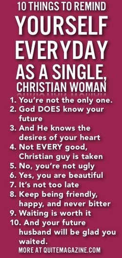 10 THINGS TO REMIND 