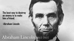 The best way to destroy 