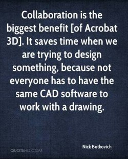 Collaboration is the 