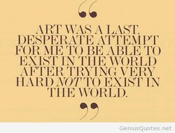 ART A LAST. 
