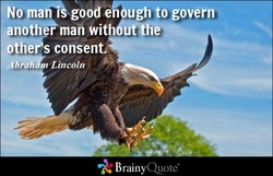 No mahfs good eKbugh to govern 