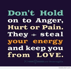 Don't Hold 