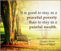 It is good to stay in a 