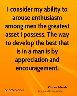 I consider my ability to 