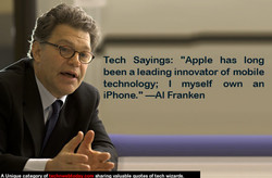 Tech Sayings: