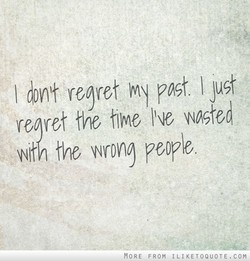 I dont past. I 