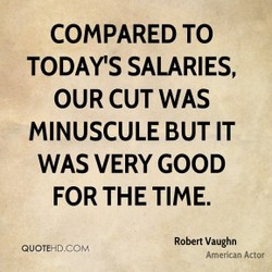COMPARED TO 