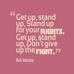 Get up, stand 