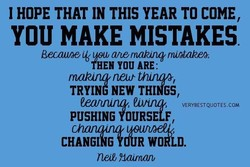 HOPE THAT IN THIS YEAR TO COME, 