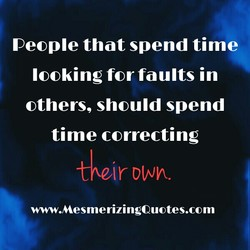 People that spend time 