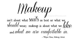 isn't about what 