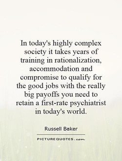 In today's highly complex 