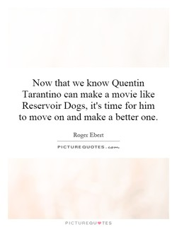 Now that we know Quentin 