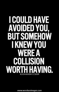 I COULD HAVE 
