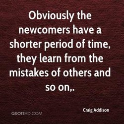 Obviously the 