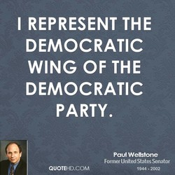 I REPRESENT THE 