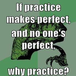 If practice 