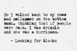 so I walked back to my room 