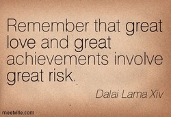 Remember that great 