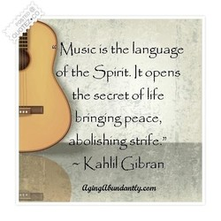 Music the language 