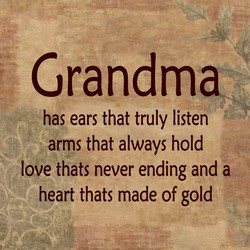 Grandmas 