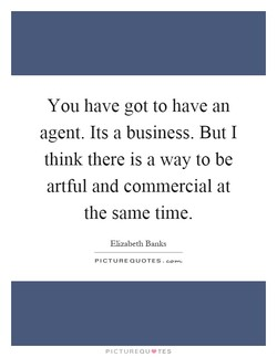 You have got to have an 