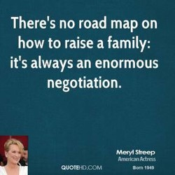 There's no road map on 
