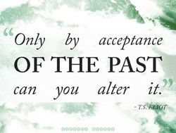 Only by acceptance 