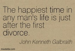 The happiest time in 