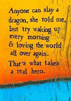 Anyone can slay a 