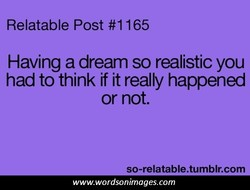 Relatable Post #1165 